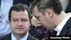 """Ponovo na dnevnom redu """"situacija u regionu"""": Ivica Dačić i Aleksandar Vučić"""