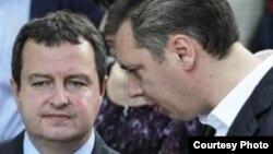 Ivica Dačić i Aleksandar Vučić: Slobodni strelci ili tim?