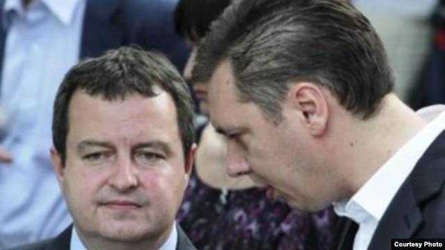 Ivica Dačić i Aleksandar Vučić, foto: smedia.rs