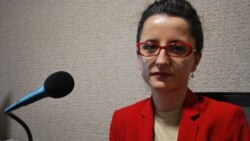 Interviul dimineții: Raluca Răducanu (București)