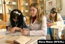 Теміртаудағы медицина колледжі. (Көрнекі сурет)