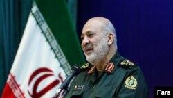 Qassem Taqizadeh, deputy defense minister of Iran. File pjoto
