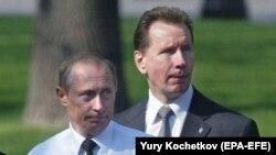 Золотов за спиной у Путина