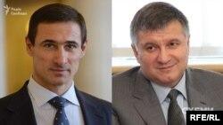 Міністра внутрішніх справ Арсена Авакова та Ігоря Котвіцького пов'язують давні бізнесові стосунки