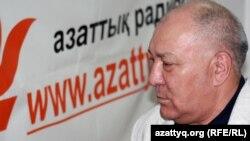 Первый секретарь Коммунистической партии Казахстана Газиз Алдамжаров. Алматы, 3 мая 2012 года.