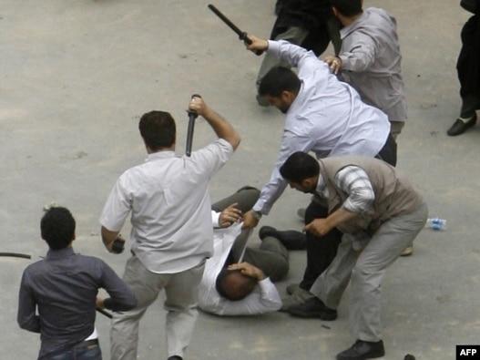 ناقضان حقوق بشر در اعتراضات ایران پروندهدار میشوند