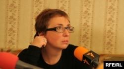 """Елена Фанайлова, автор и ведущая программы """"Свобода в клубах"""""""