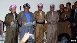 İraqda kürdlər, 26 iyun 2014