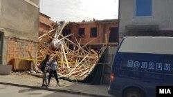 Уривање дивоградба во Охрид според Акцискиот план и според препораките на УНЕСКО