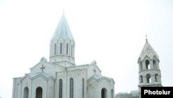 Լեռնային Ղարաբաղ - Շուշիի Ղազանչեցոց Սուրբ Ամենափրկիչ եկեղեցին