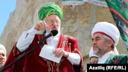 Тәлгать Таҗетдин