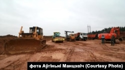 Цяжкая тэхніка ў Соўлаве