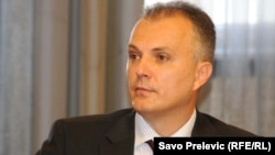 Direktor Agencije za nacionalnu bezbjednost Vladan Joković, august 2010. godine