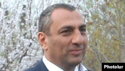 ԱԺ պատգամավոր Սամվել Ալեքսանյանը: