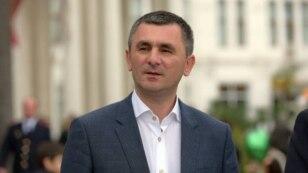 Бывший министр внутренних дел Абхазии Рауль Лолуа