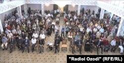 Маҳфили ёдбуди Аҳмадшоҳи Масъуд дар Душанбе, 10-уми сентябри 2021