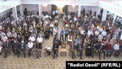 Вечер памяти Ахмад Шаха Масуда в Душанбе, 10 сентября 2021 года