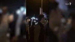 تجمع اعتراضی در چابهار