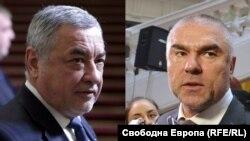 Валери Симеонов и Веселин Марешки