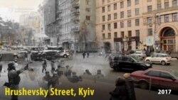 Ukraine's Euromaidan Revolution, Then And Now