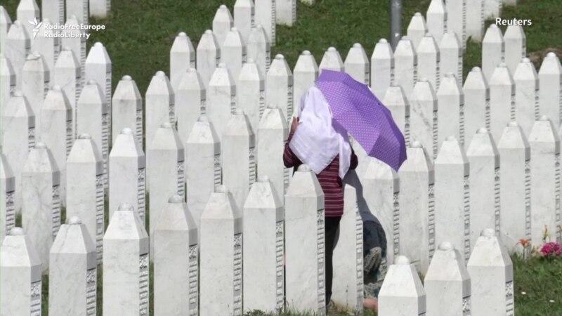 Srebrenica Commemorates 25 Years Since Genocide