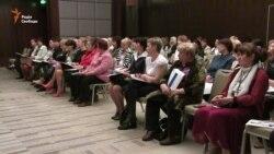Екс-регіонали хочуть стати провідниками миролюбства на Донбасі (відео)