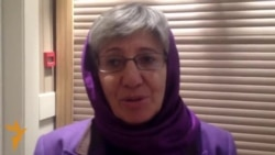 Afghan Women's Rights Advocate On The Future For Afghan Women