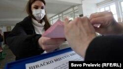 Ilustrativna fotografija: Lokalni izbori u Nikšiću, 14. mart 2021.