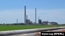 Кримський содовий завод в Красноперекопську