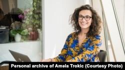 Amela Trokić (na fotografiji, fotoarhiv): Kad sam pokrenula peticiju, znala sam da će promjena teško da se desi