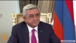 Քաղաքական ուժերի արձագանքը՝ Սերժ Սարգսյանի հարցազրույցին