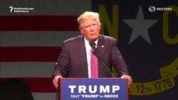 Trump Praises His Decision To Ban Washington Post