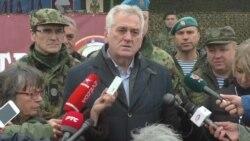 Predsednik Srbije o Trampu