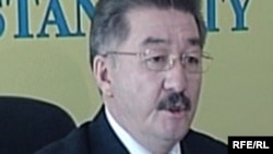 Пресс-секретарь КНБ Кенжеболат Бекназаров.