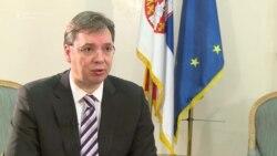 Vučić: Evropski put i dobri odnosi sa Rusijom