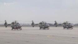 Helikopteri Mi-35 i H-145 prvi put u Srbiji