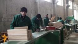 Вінницькі в'язні працюють на експорт