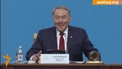 Назарбаев согласился участвовать в выборах