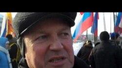 Митинг протеста в Кирове