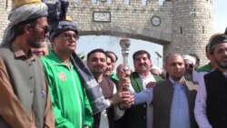 د پاکستان اولمپک خیبر ته رسېدلی دی