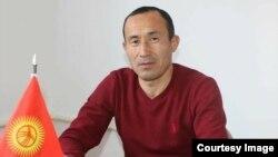 Тагайбек Урматаев.