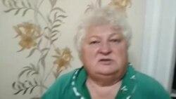 Зайтуна Короткова о пожаре 9 июля