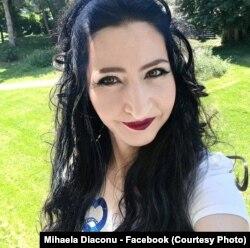 Mihaela Diaconu.