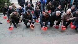 Шахтарі Львівщини домоглися розблокування рахунків «Львіввугілля» (відео)