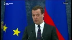 Medvedev: Lista je nula