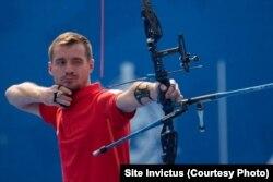Pătru Eugen Valentin in competiții militare internaționale paralimpice INVICTUS