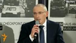 Ходорковський сподівається, що Янукович звільнить Тимошенко
