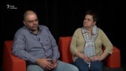 Імадеддін Раеф та Марина Гримич про «Бейрутські оповідання» Агатангела Кримського (відео)