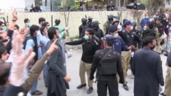 Pakistan Doctors Beaten, Arrested For Protest Over COVID-19 Protection