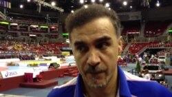مربی آذربایجان، از دلایل جدایی خودش و محمد بنا میگوید